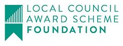 Local Council Award Scheme Foundation logo
