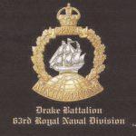 Drake Battalion, 63rd Royal Naval Division