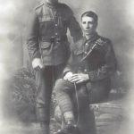 Photograph of Charles and Reuben Barfoot