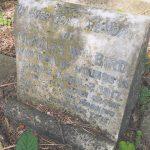 Memorial to Charles Bird in Harbury Cemetery