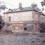 Greenhill House, sortly before demolition in the 1980s