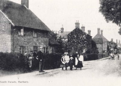 South Parade, Harbury, c. 1910