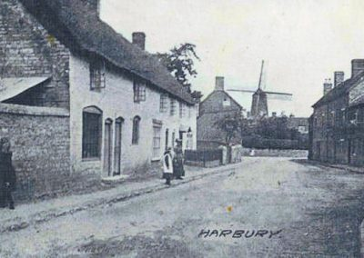 Chapel Street, Harbury, c. 1910