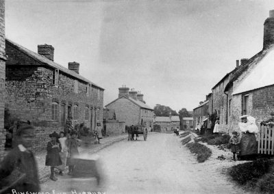 Binswood End, Harbury, c. 1910