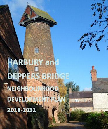 Harbury and Deppers Bridge Neighbourhood Development Plan 2018-31