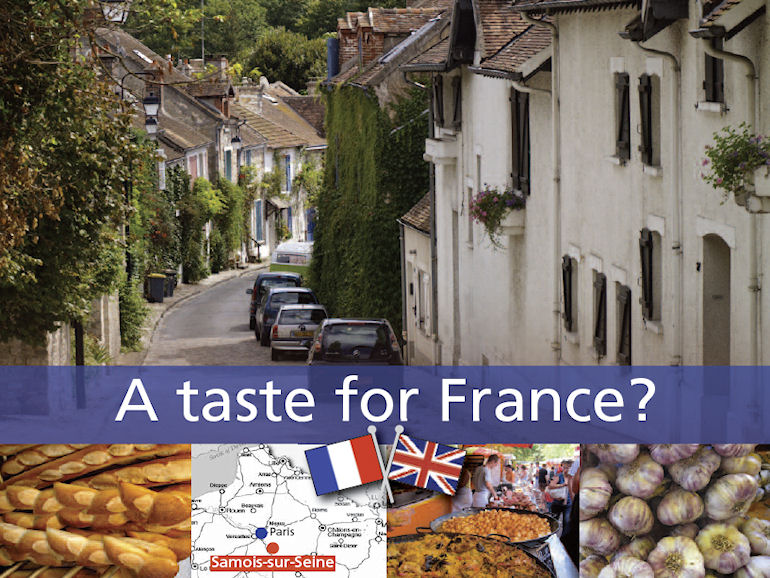 Do you have a taste for France?