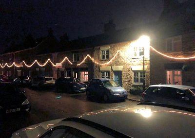Lights in Chapel Street