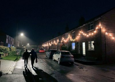 Lights in Ivy Lane