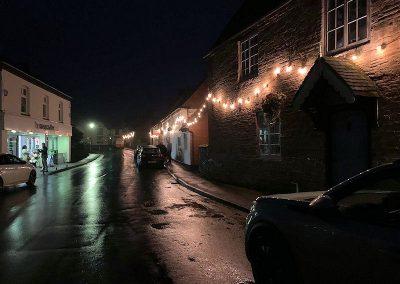 Lights on High Street